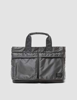 Tanker Tote Bag in Silver Grey