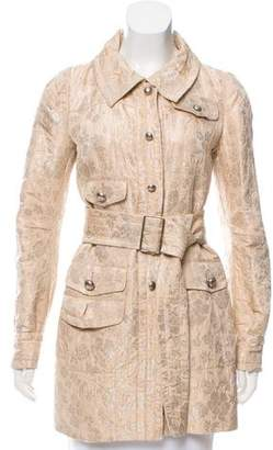 Marc Jacobs Brocade Short Coat