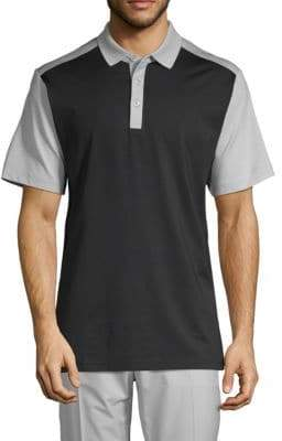 Callaway Colorblock Short-Sleeve Polo