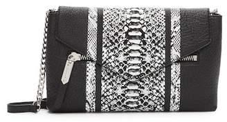 Milly Melrose Leather Crossbody Bag