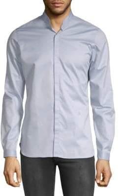 The Kooples Classic Cotton Button-Down Shirt