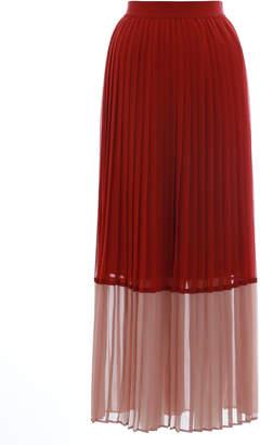 Zimmermann Splice Pleat Skirt