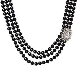 Amrita Singh Crystal & Glass Beaded Necklace