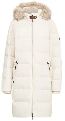 WomanRalph Lauren Quilted Down Jacket