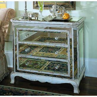 Hooker Furniture Araceli 3 Drawer French Mirror Chest
