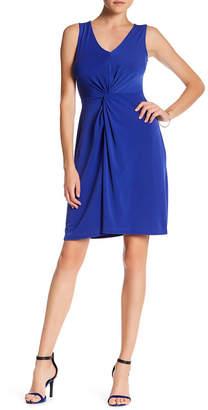 Leota Charlotte Front Twist Dress $118 thestylecure.com