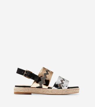 Cole Haan Emilia Espadrille Flat Sandal