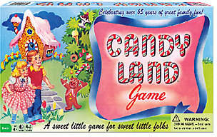Hasbro Candy Land 65th Anniversary Edition Game