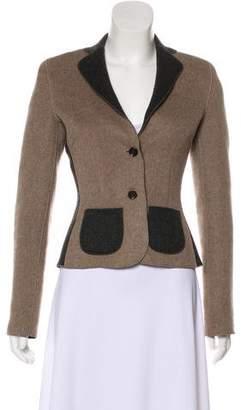Les Copains Wool & Cashmere-Blend Blazer