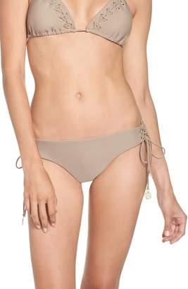 Luli Fama Interlaced Brazilian Bikini Bottoms