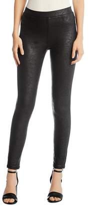 Karen Kane Faux Leather Legging Pants