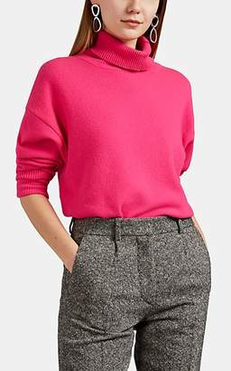 Victoria Beckham Women's Cashmere Turtleneck Sweater - Pink