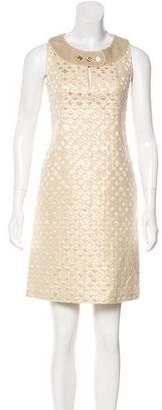 Tory Burch Matelassé Mini Dress