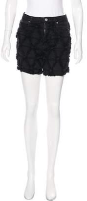 Isabel Marant Denim Mini Shorts