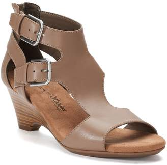 under $60 Croft & Barrow® Geraldine ... Women's Ortholite Wedge Sandals 2014 newest countdown package online 4VgTg6