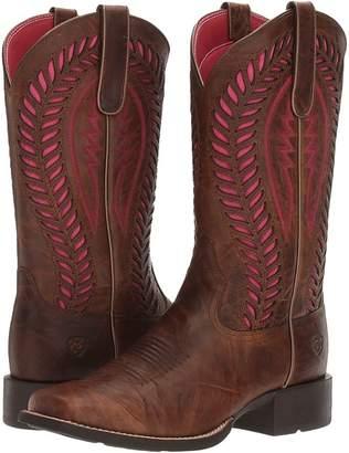 Ariat Quickdraw Venttek Cowboy Boots