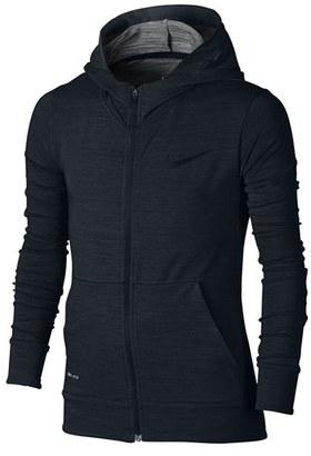 Boy's Nike Dri-Fit Fleece Training Hoodie $65 thestylecure.com