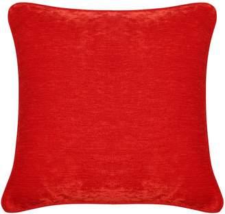 M&Co Reversible chenille cushion