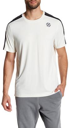Reebok Short Sleeve Speed Wick Shirt $75 thestylecure.com