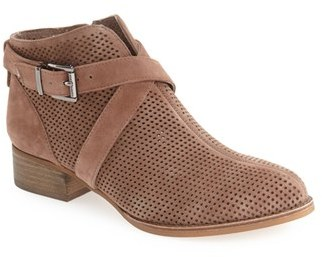 Women's Vince Camuto 'Casha' Perforated Bootie $138.95 thestylecure.com