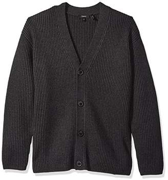 Theory Men's Oversized Cardigan