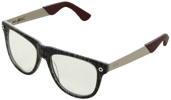 9Five KLS II (Black Bark/Clear Lens) - Eyewear