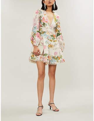 Zimmermann Heathers linen dress
