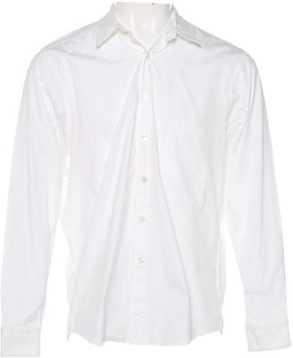 Steven Alan White Cotton Shirts