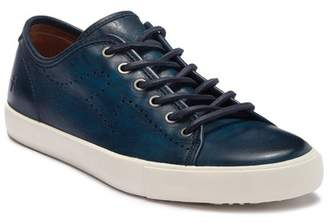 Frye Brett Low Leather Sneaker