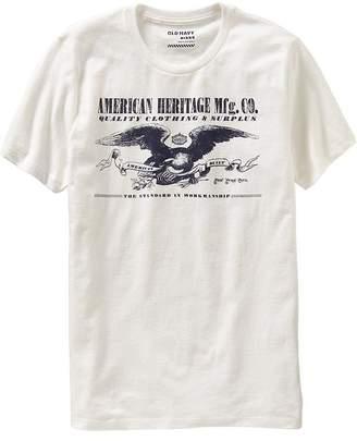 """Old Navy Men's """"American Heritage"""" Tees"""