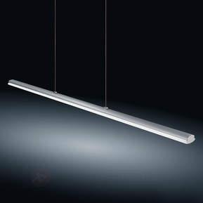 LED-Hängeleuchte Venta mattnickel