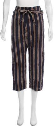 The Great Mid-Rise Printed Pants
