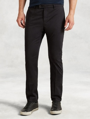 Washed Cotton Heyward Pant $148 thestylecure.com