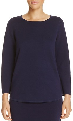 Eileen Fisher Crewneck Sweater $278 thestylecure.com