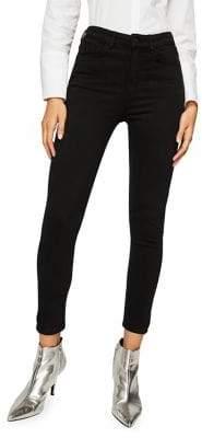 MANGO Noa Dark Skinny Jeans