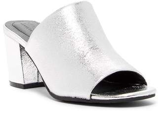 Kenneth Cole Reaction Mass-Ter-Mind Metallic Mule