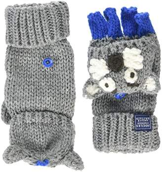 Joules Boy's Chum Gloves,Small (Manufacturer Size: 4-7)