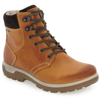 ECCO 'Gora' Gore-Tex ® Waterproof Lace-Up Boot (Women) $199.95 thestylecure.com