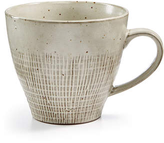 Lucky Brand Rustic Weave Mug, Created for Macy's