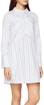 Women's Bcbgmaxazria Azriel Shirtdress $198 thestylecure.com