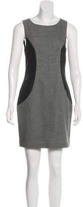 Rag & Bone Wool Sleeveless Mini Dress