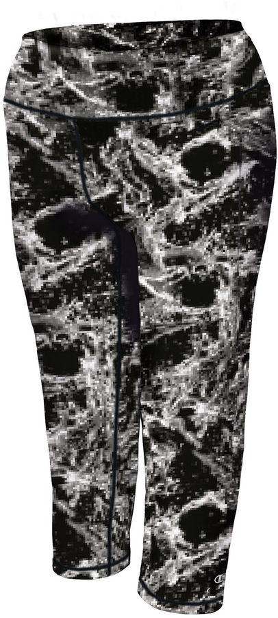 Champion Absolute Fusion Athletic Print Capri Pants - Plus