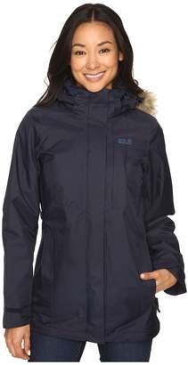 Jack Wolfskin Arctic Ocean Women's Clothing