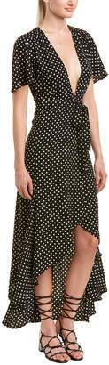 Flair Macie Wrap Dress
