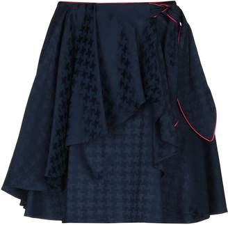MAISON KITSUNÉ Knee length skirts