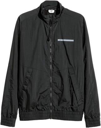 H&M Nylon sports jacket