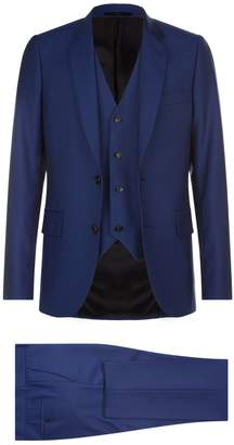 Paul Smith Wool-Mohair Three Piece Suit