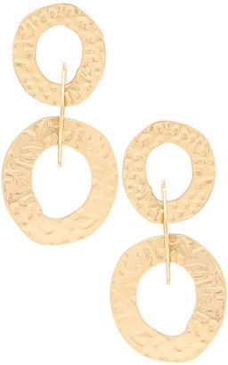 Ettika Multi Hoop Earrings