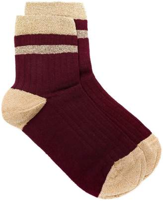 Twin-Set ribbed socks