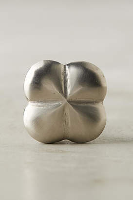 Anthropologie Petite Metallic Knob